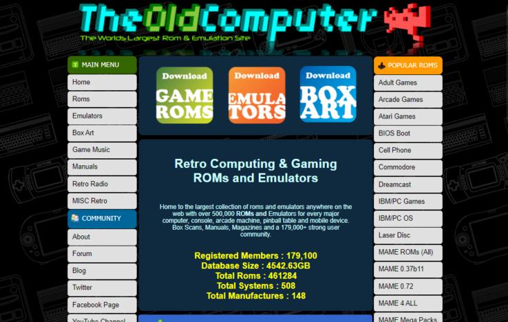 TheOldComputers